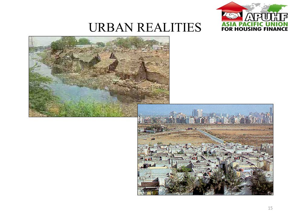 URBAN REALITIES 15