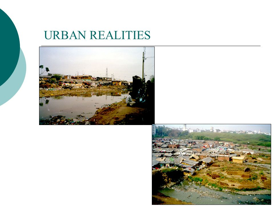URBAN REALITIES