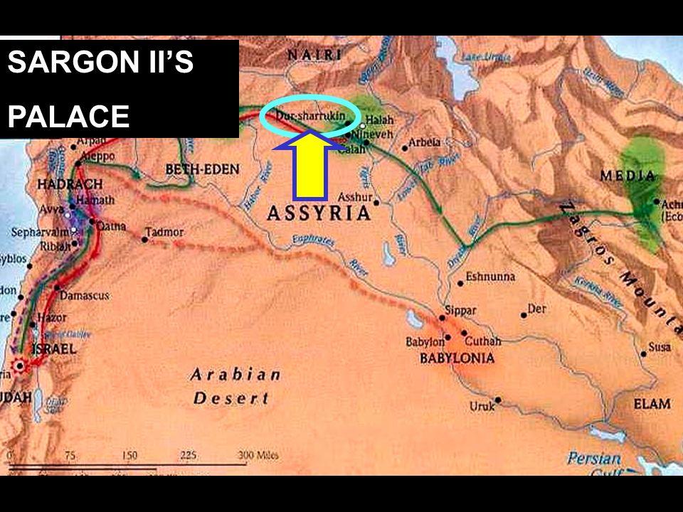 SARGON IIS PALACE
