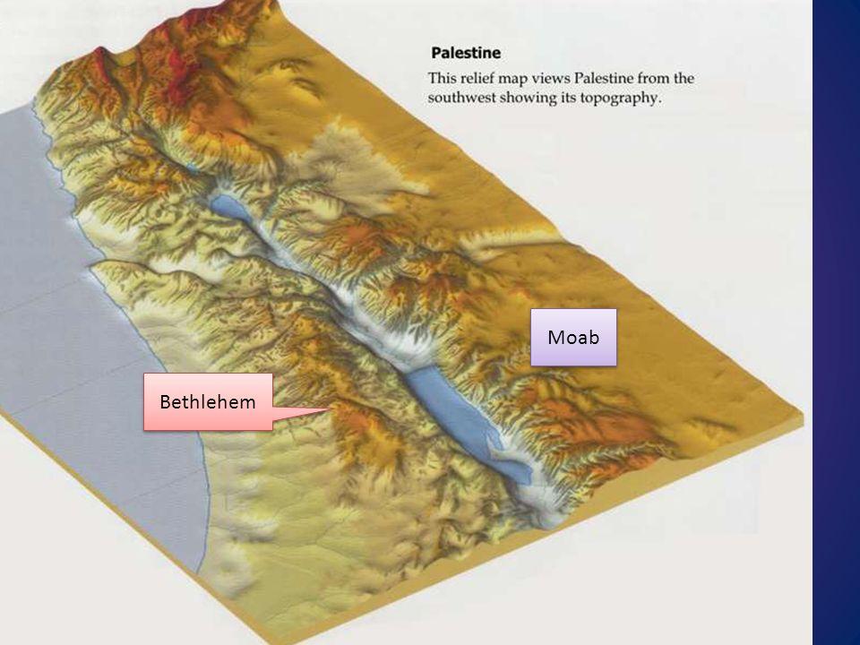 Bethlehem Moab