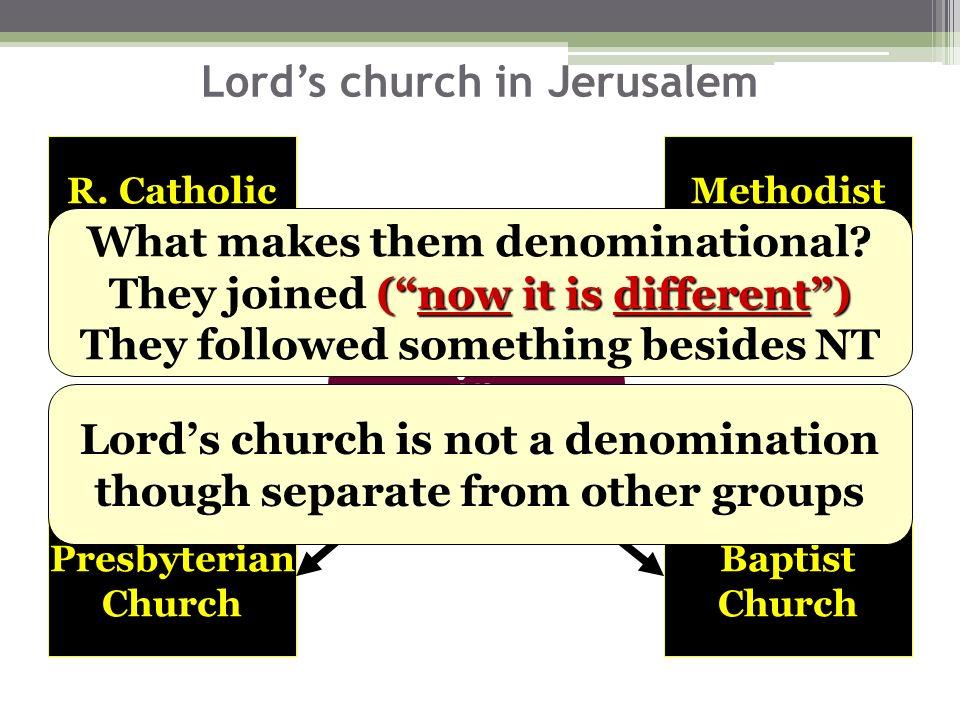 Lords church in Jerusalem Church in Jerusalem Presbyterian Church R.