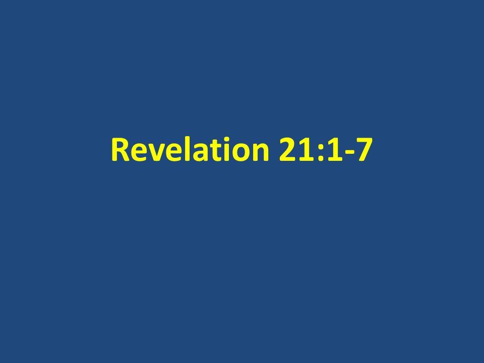 Revelation 21:1-7