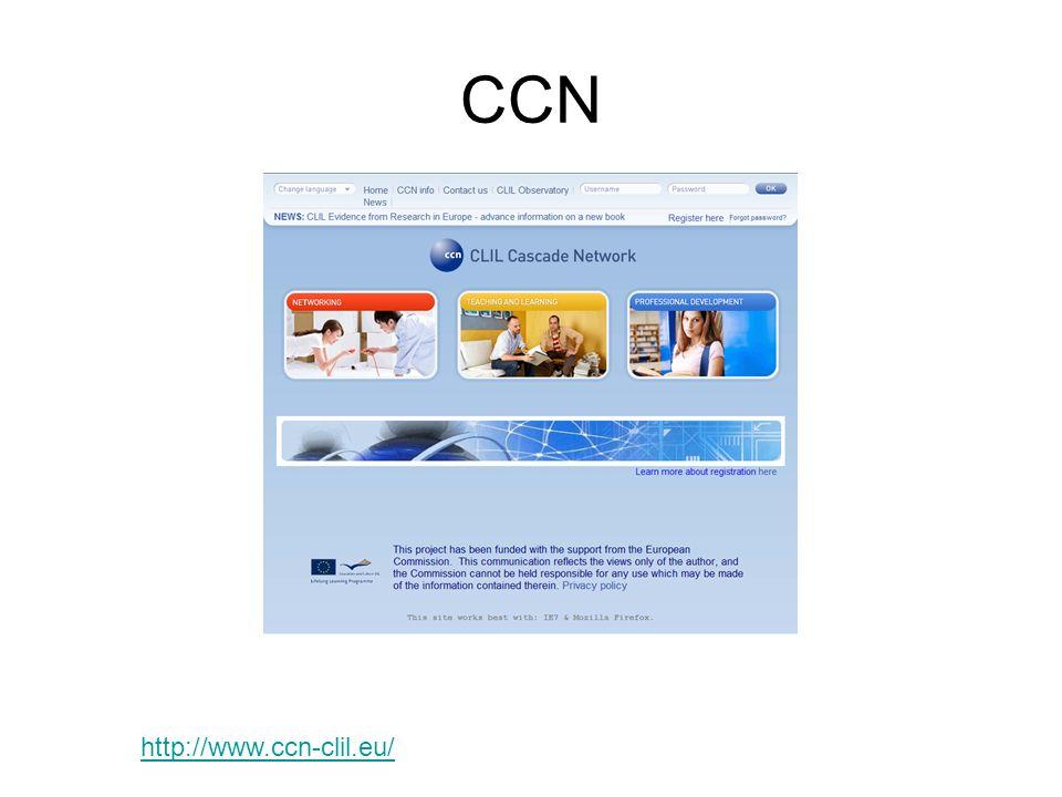 CCN http://www.ccn-clil.eu/