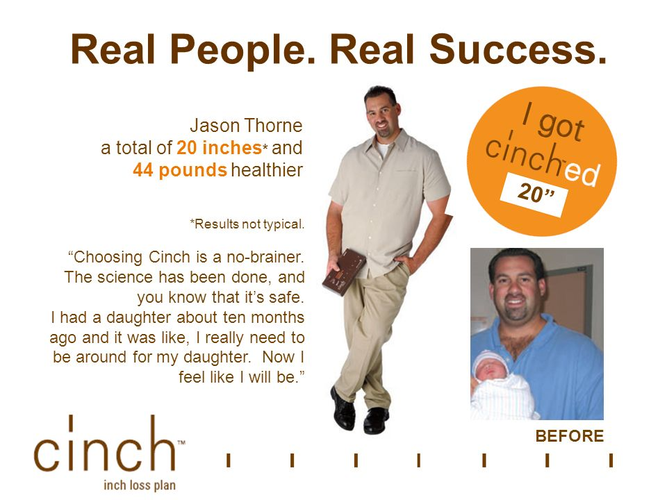 Real People. Real Success.