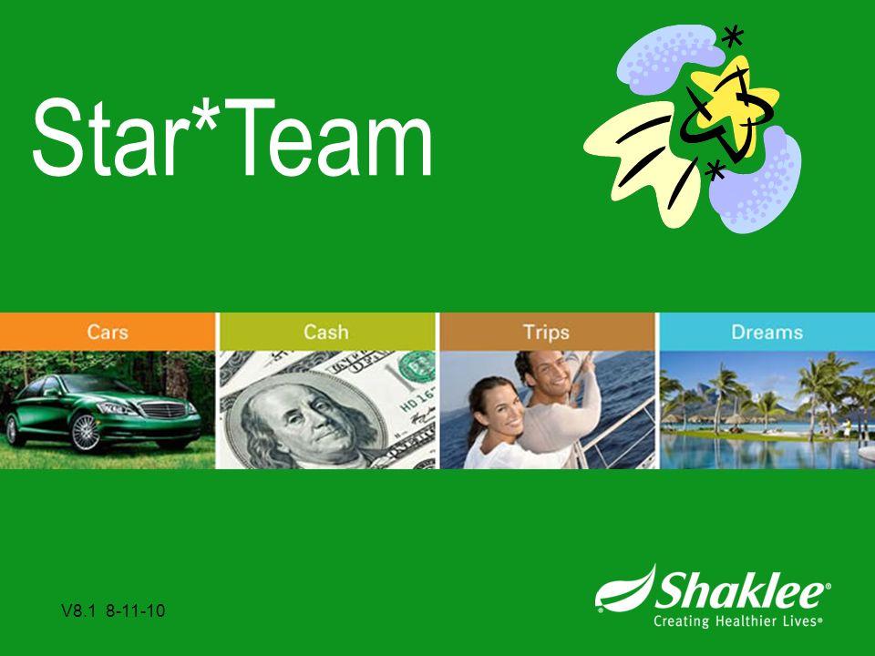 Star*Team V8.1 8-11-10