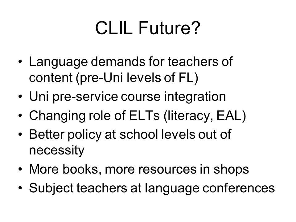 CLIL Future.