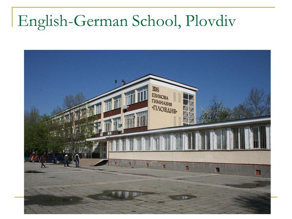 www.factworld.info English-German School, Plovdiv