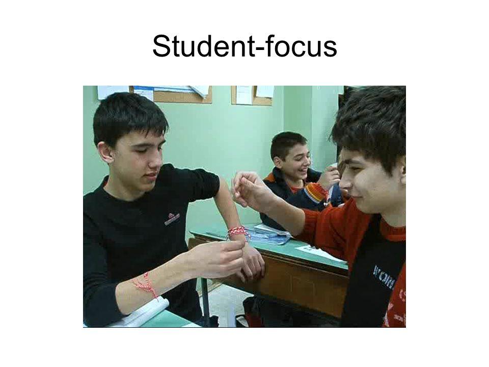 Student-focus