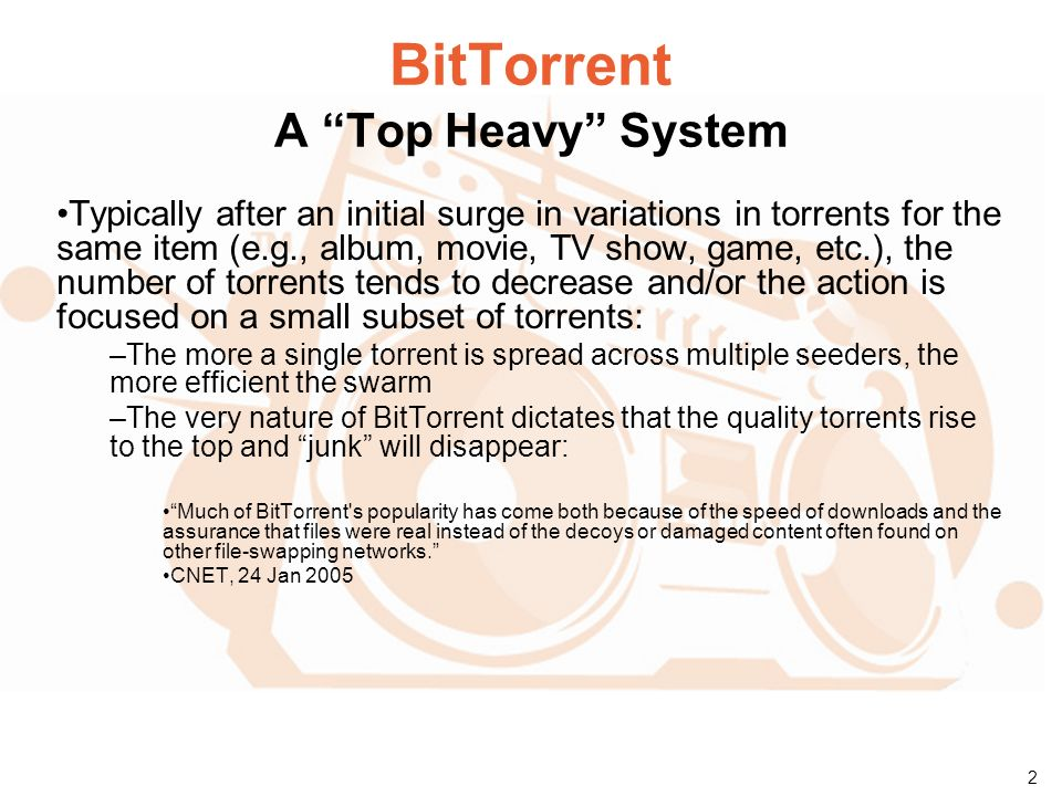 3 TV on BitTorrent What is out there.