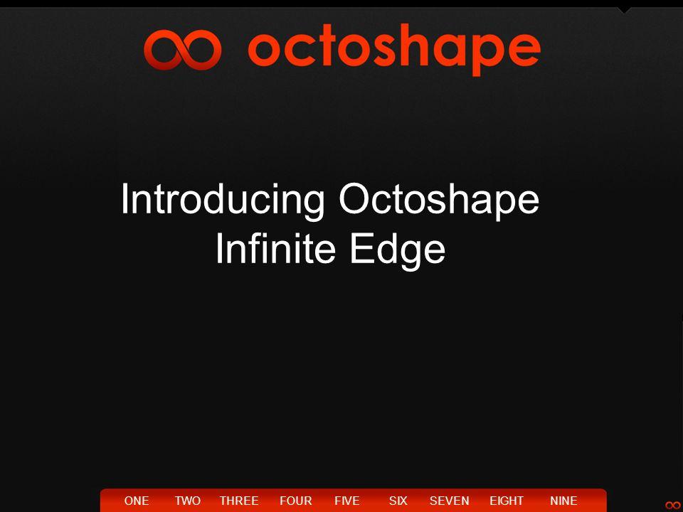 Introducing Octoshape Infinite Edge TWOTHREEFOURFIVESIXSEVENEIGHTNINEONE