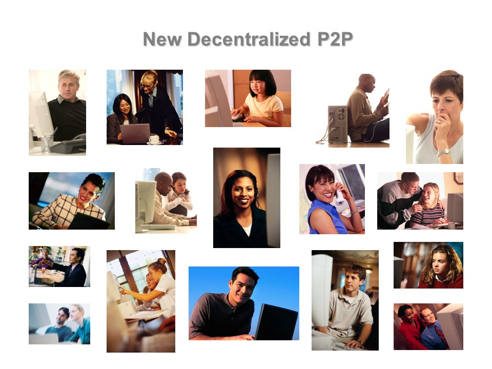 New Decentralized P2P