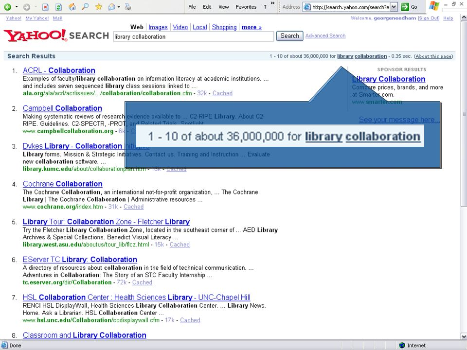 OCLC Online Computer Library Center Library collaboration