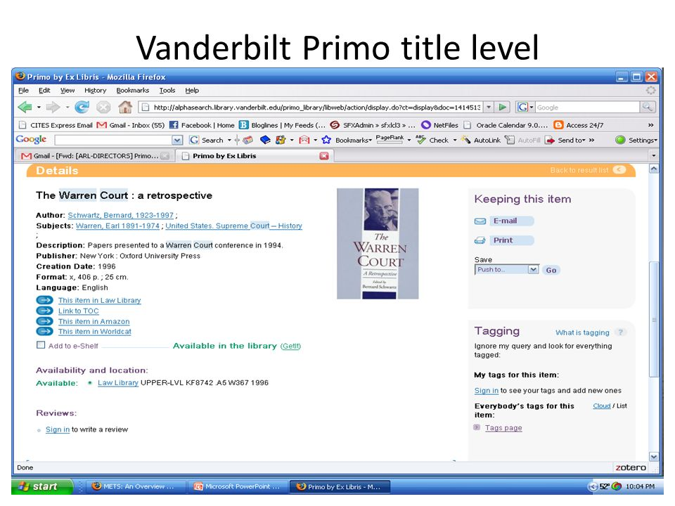 Vanderbilt Primo title level 39