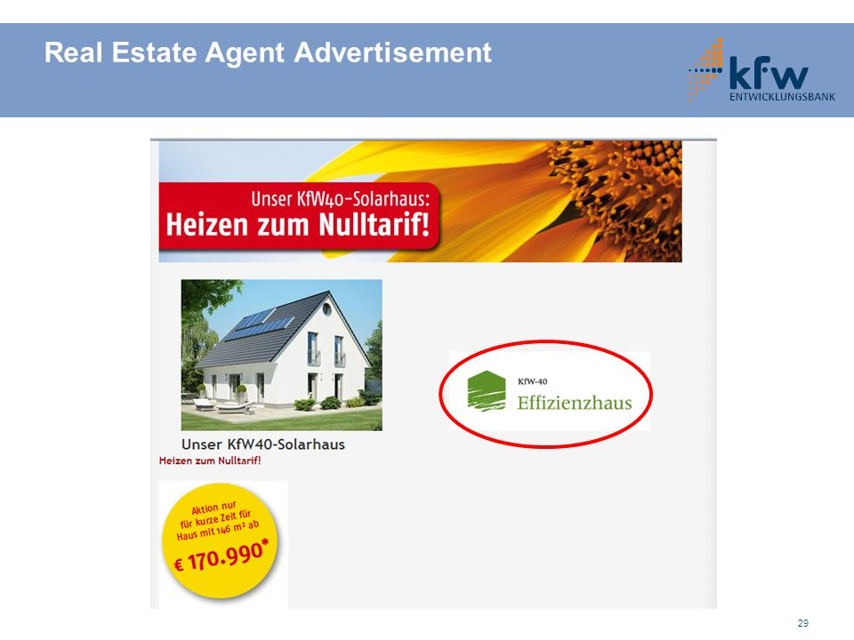 29 Real Estate Agent Advertisement