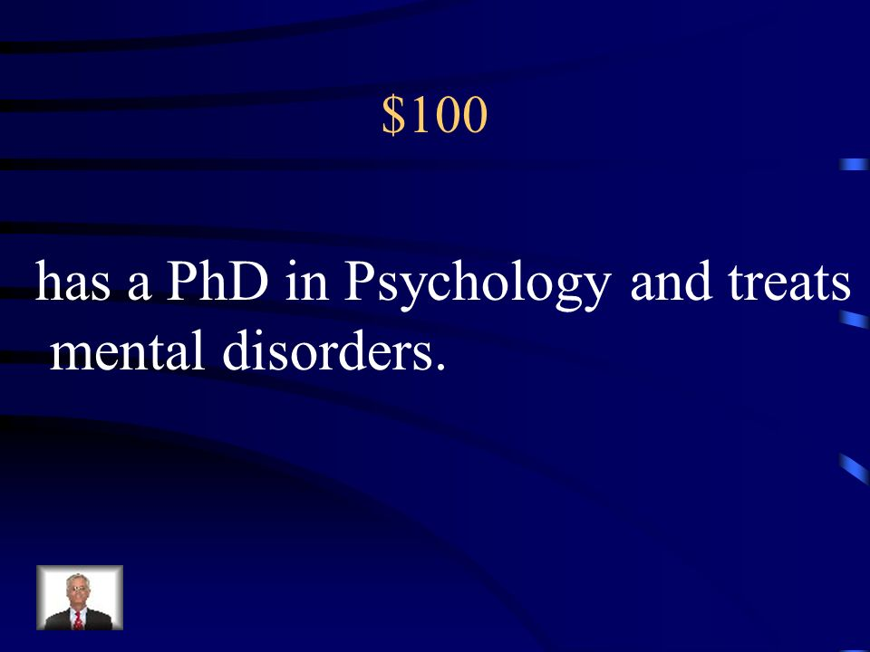$100 A diagnostic guide describes psychological disorders and their prevalence.