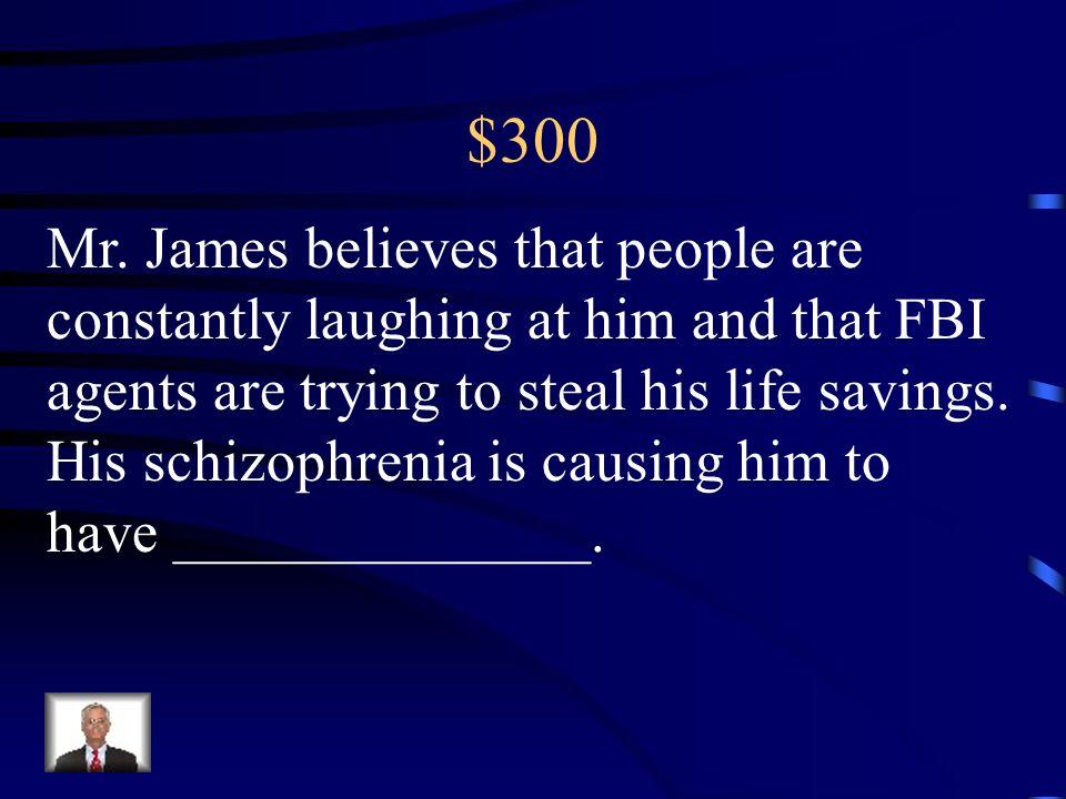 $200 Mood Disorders