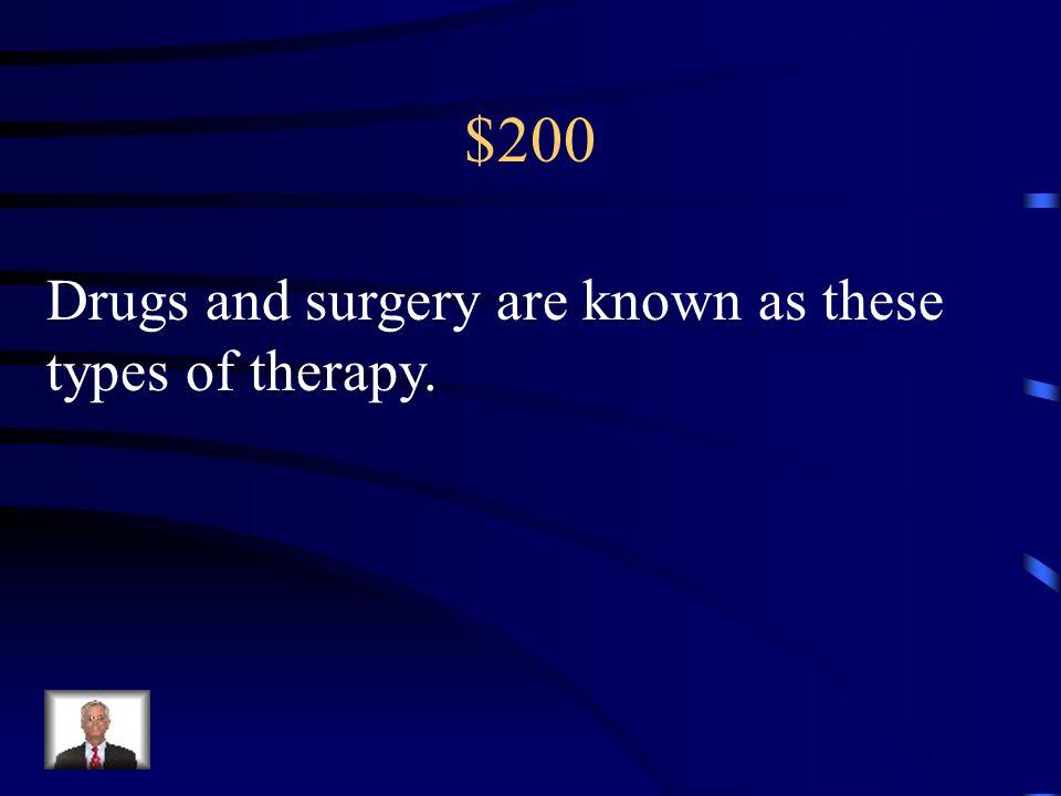 $100 DSM-IV
