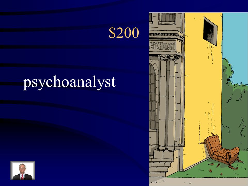 $200 psychoanalyst