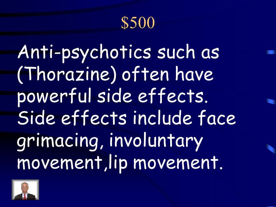 $400 Serotonin