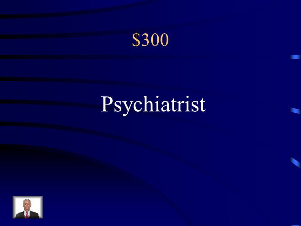 $300 Delusions