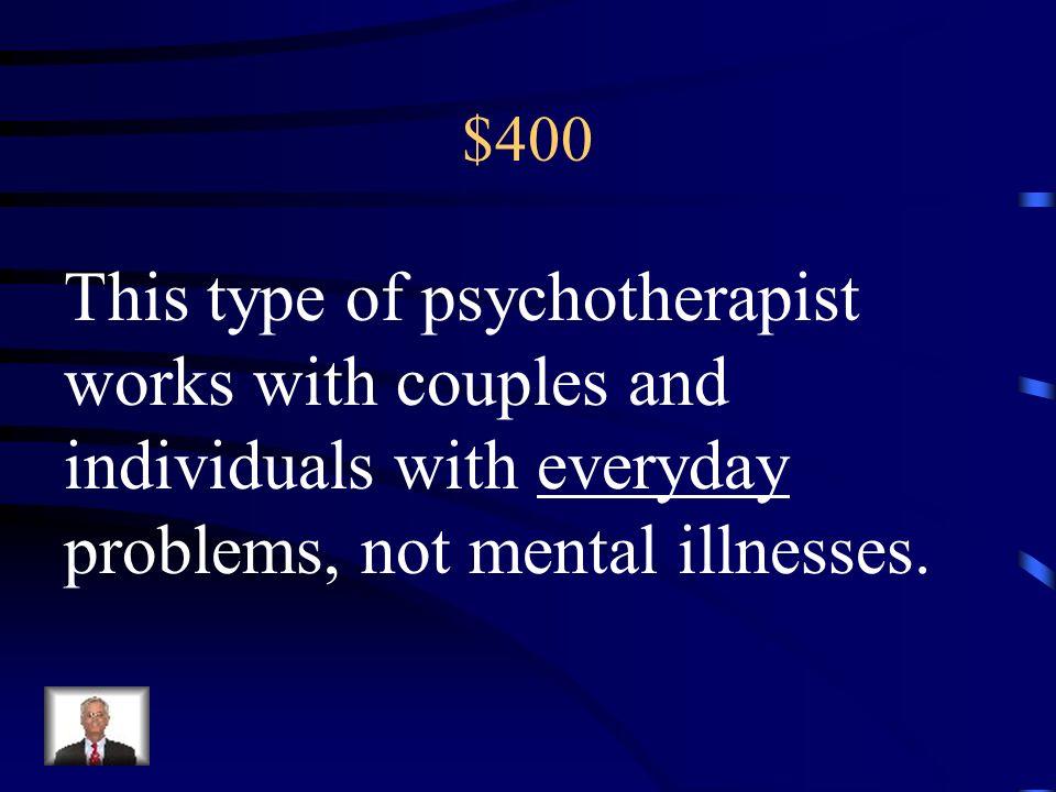 $300 Psychiatrist