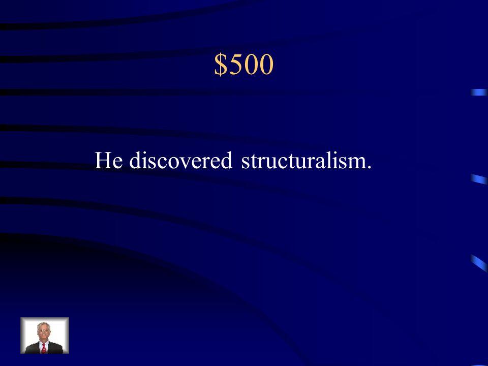 $400 William James