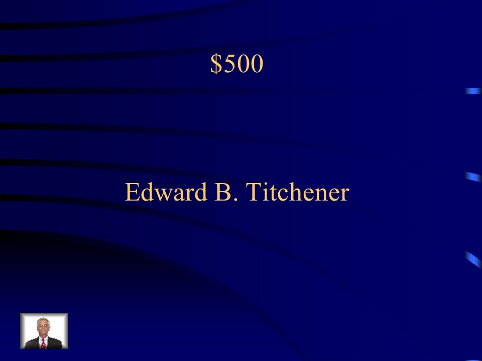 $500 He discovered structuralism.