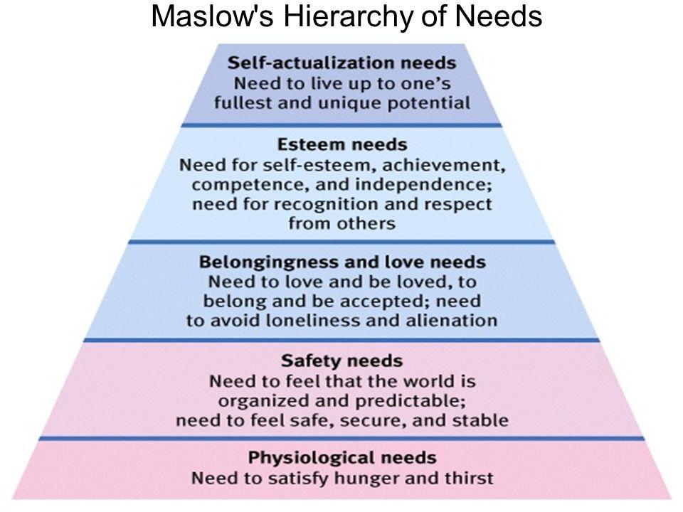 Optimum Arousal Sometimes we do not seek homeostasis. Sometimes we seek arousal. Our needs go beyond reducing drives.