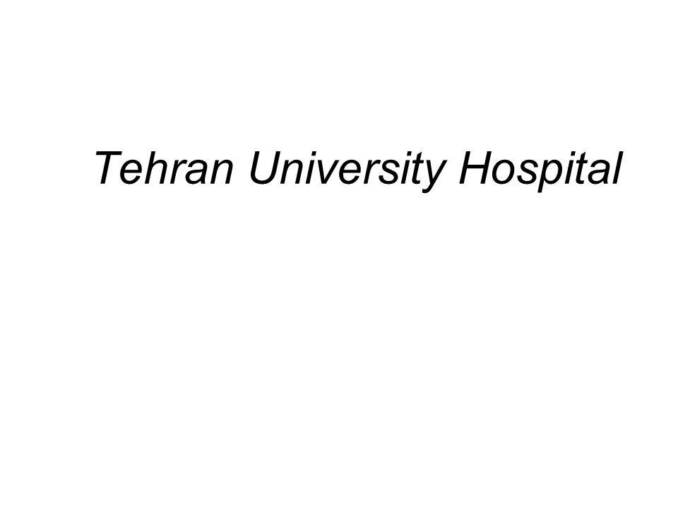 Tehran University Hospital