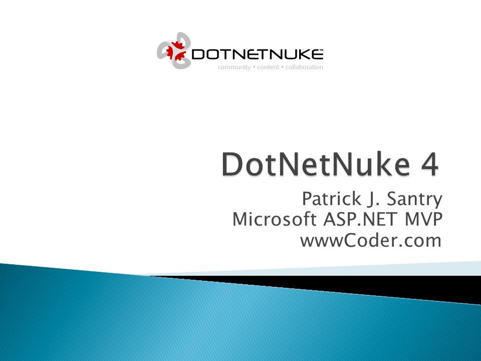 Patrick J. Santry Microsoft ASP.NET MVP wwwCoder.com