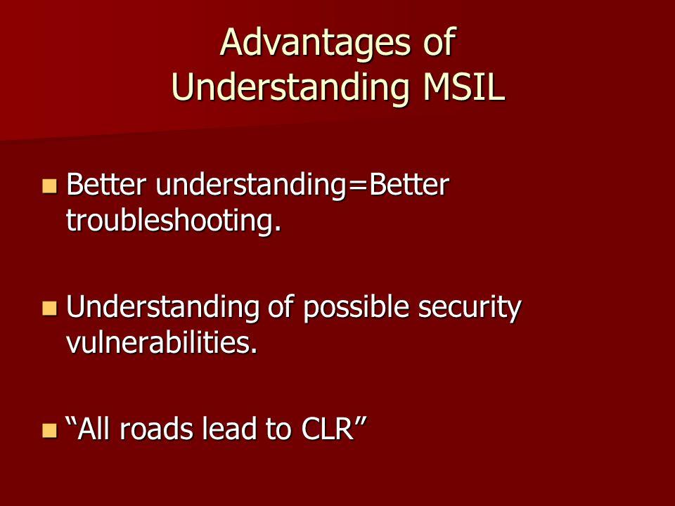 Definitions CLR: Common Language Runtime CLR: Common Language Runtime Assembly: Managed.Net application.