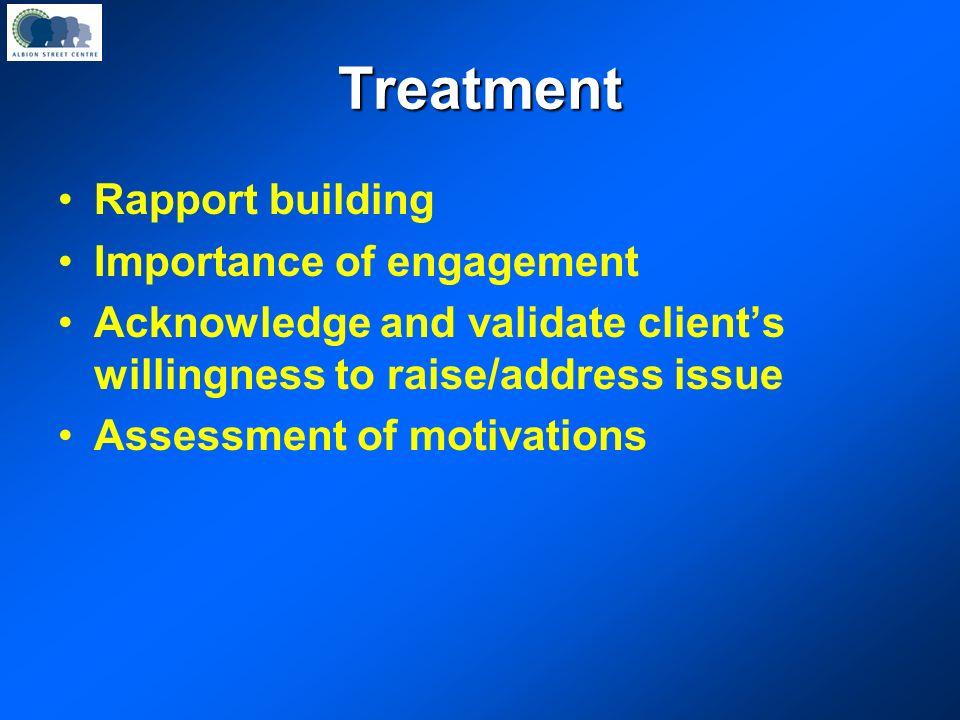 General Treatment Strategies