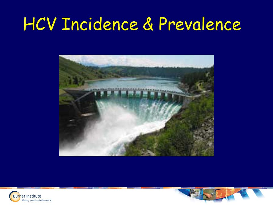 HCV Incidence & Prevalence