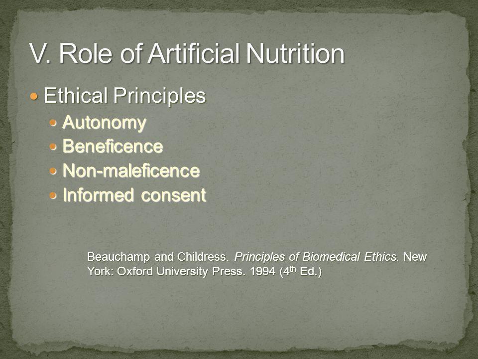 Ethical Principles Ethical Principles Autonomy Autonomy Beneficence Beneficence Non-maleficence Non-maleficence Informed consent Informed consent Beau