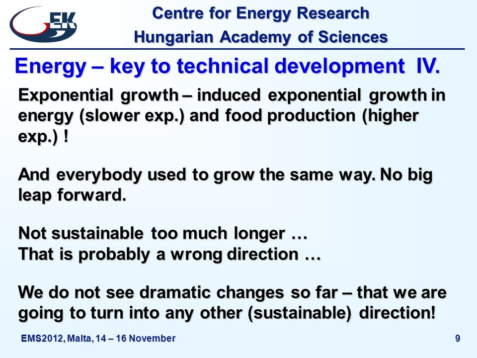 Centre for Energy Research Hungarian Academy of Sciences EMS2012, Malta, 14 – 16 November30 The 6-loop VVER-440