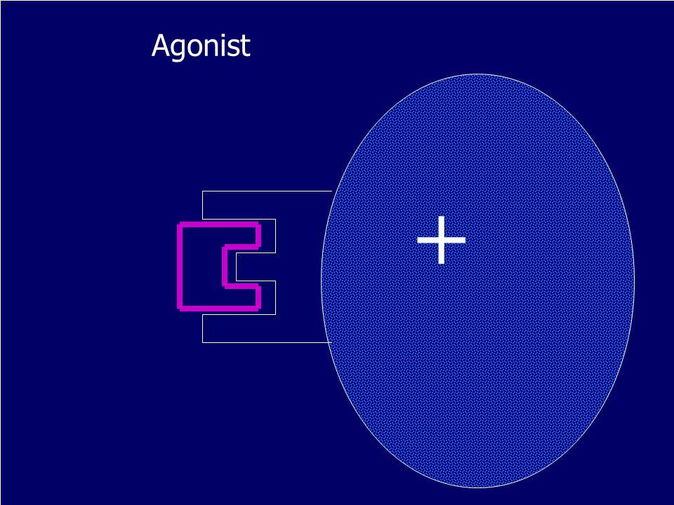 + Agonist