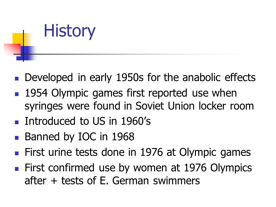History cont.NCAA instituted drug testing in 1986 at national competitions.