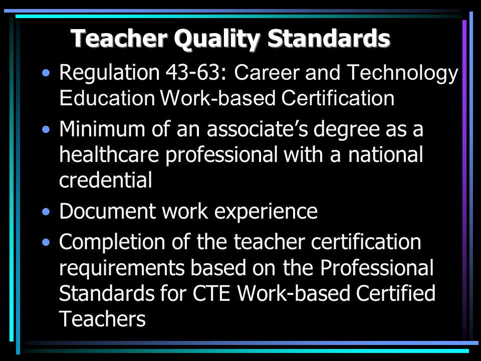 Curriculum Standards -Introduction to Health Science -Health Science Technology 1 and 2 -EMS 1, 2, 3, and 4 -Medical Terminology -Gerontology -Sports Medicine 1 and 2 -Pharmacy Technology -Health Science Work-based credit -Sports Medicine Work-based credit -Practical Nursing Phase 1