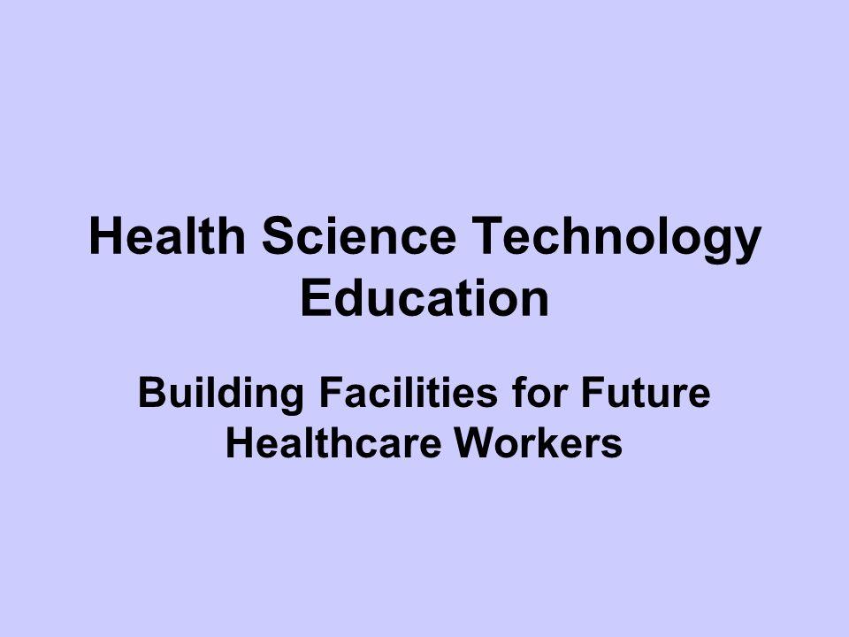 Health Science Technology Classroom
