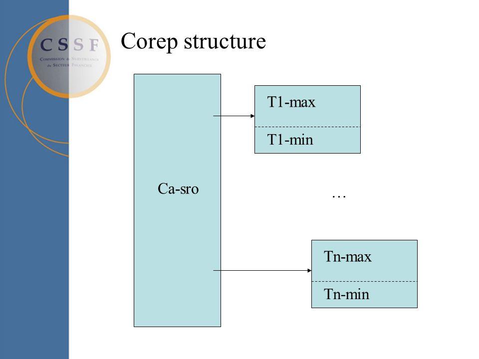 Corep structure Ca-sro … T1-max T1-min Tn-max Tn-min