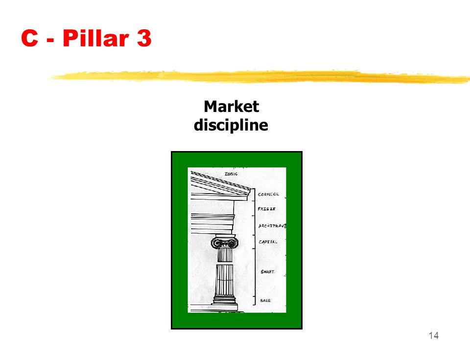 14 C - Pillar 3 Market discipline