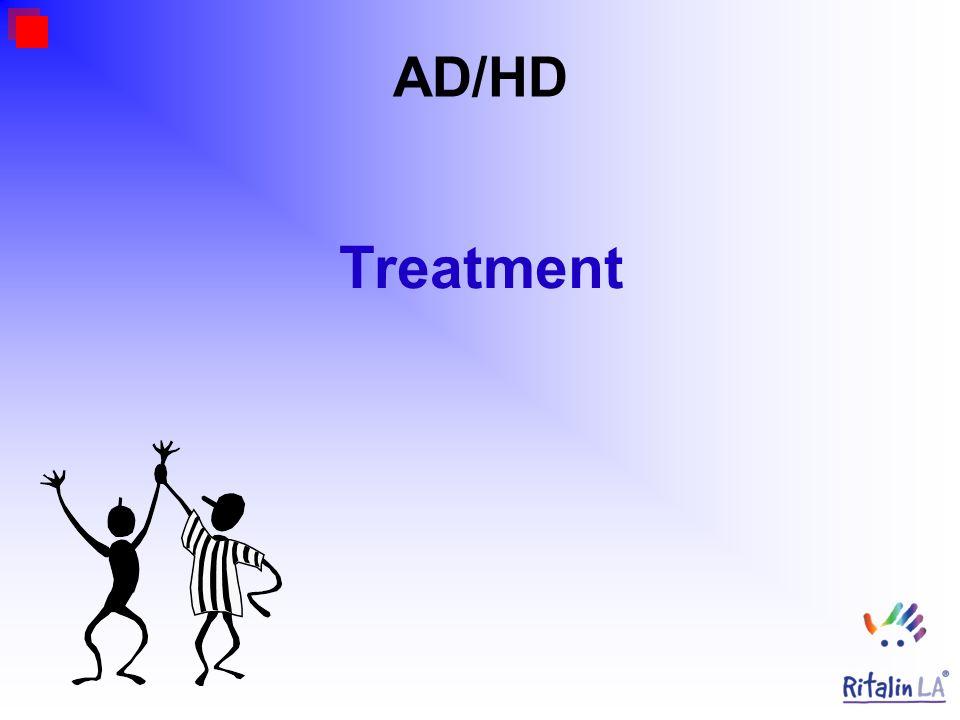 AD/HD Treatment