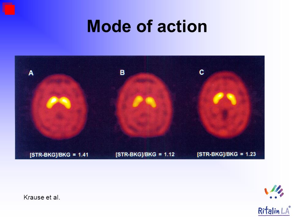 Mode of action Krause et al.