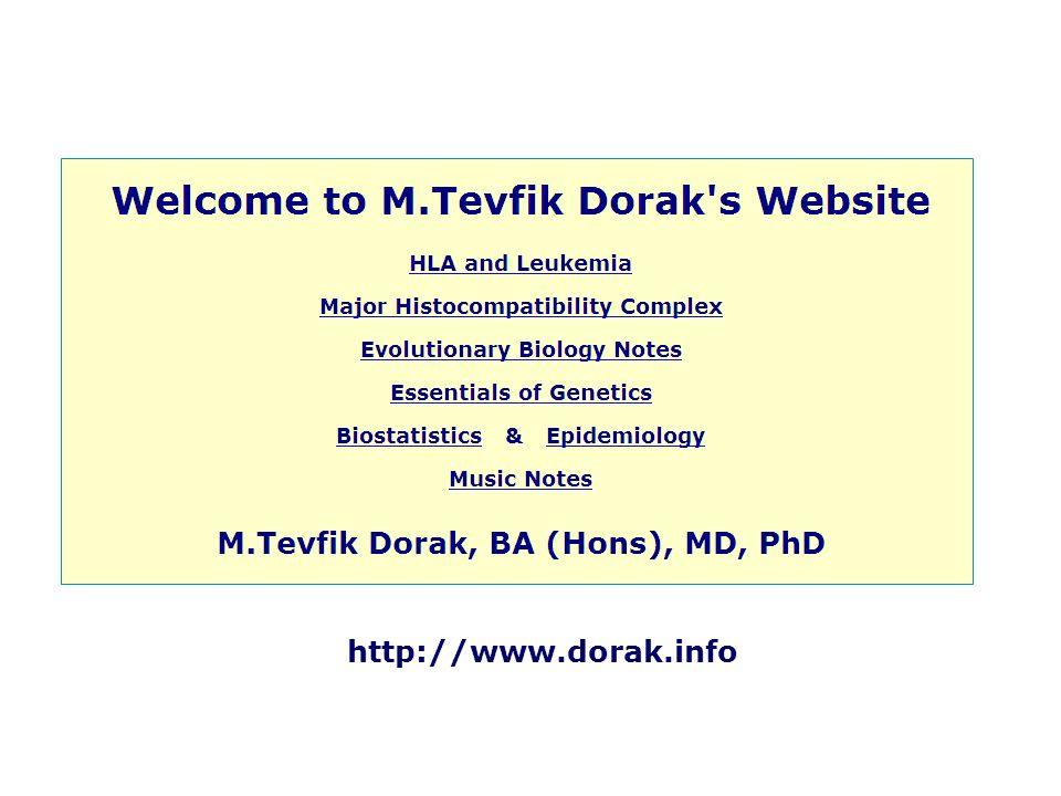 http://www.dorak.info
