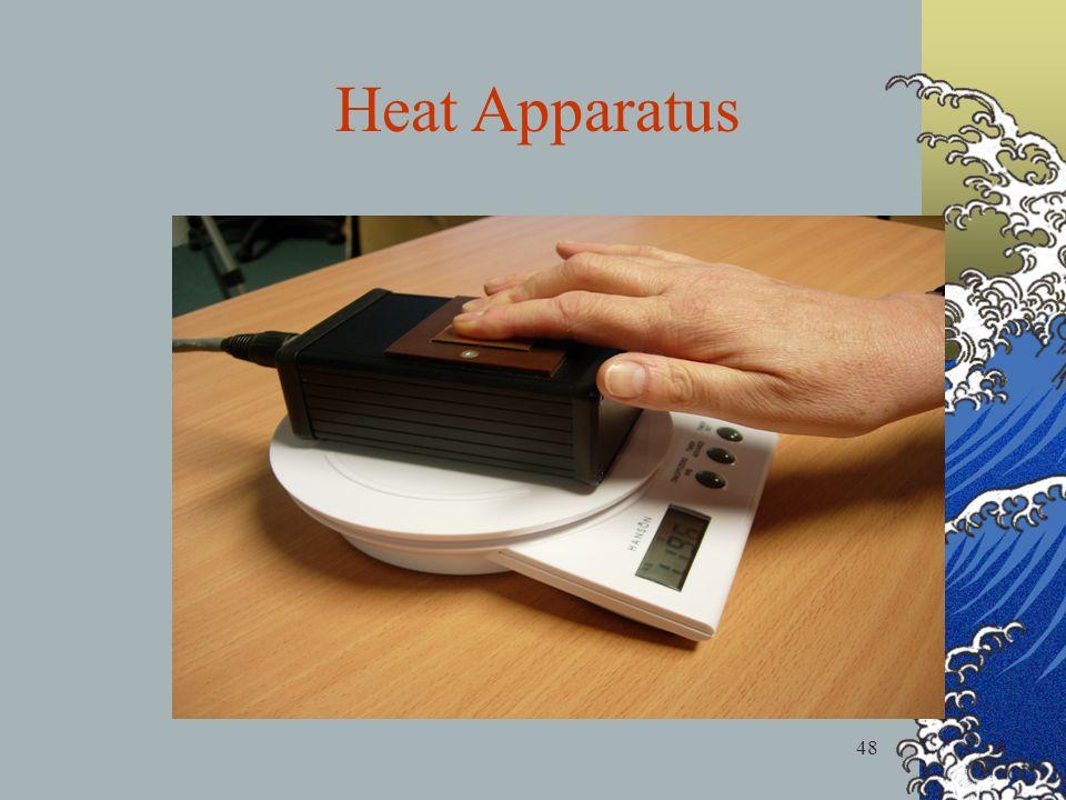 48 Heat Apparatus