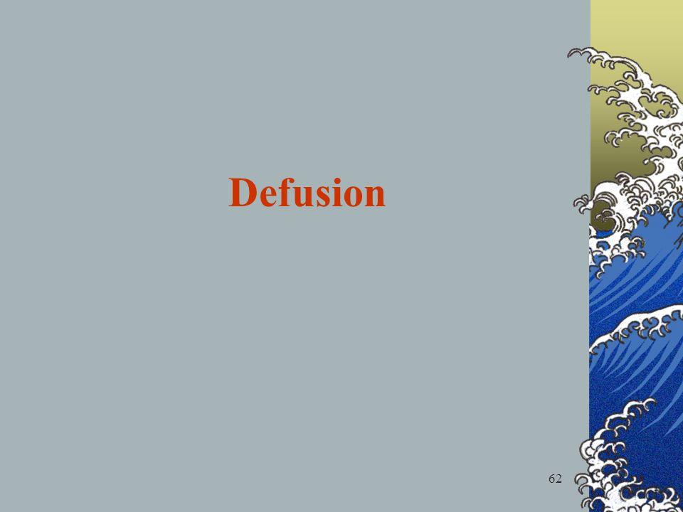 62 Defusion