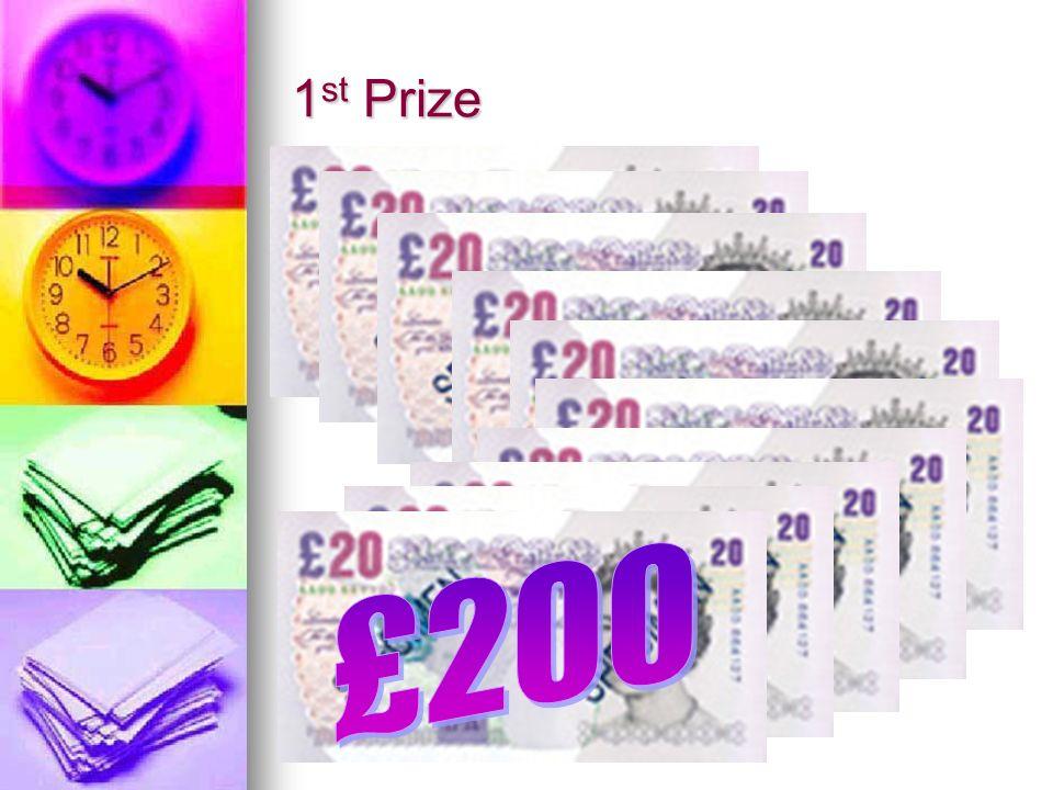 (c) Fairfax School 1 st Prize