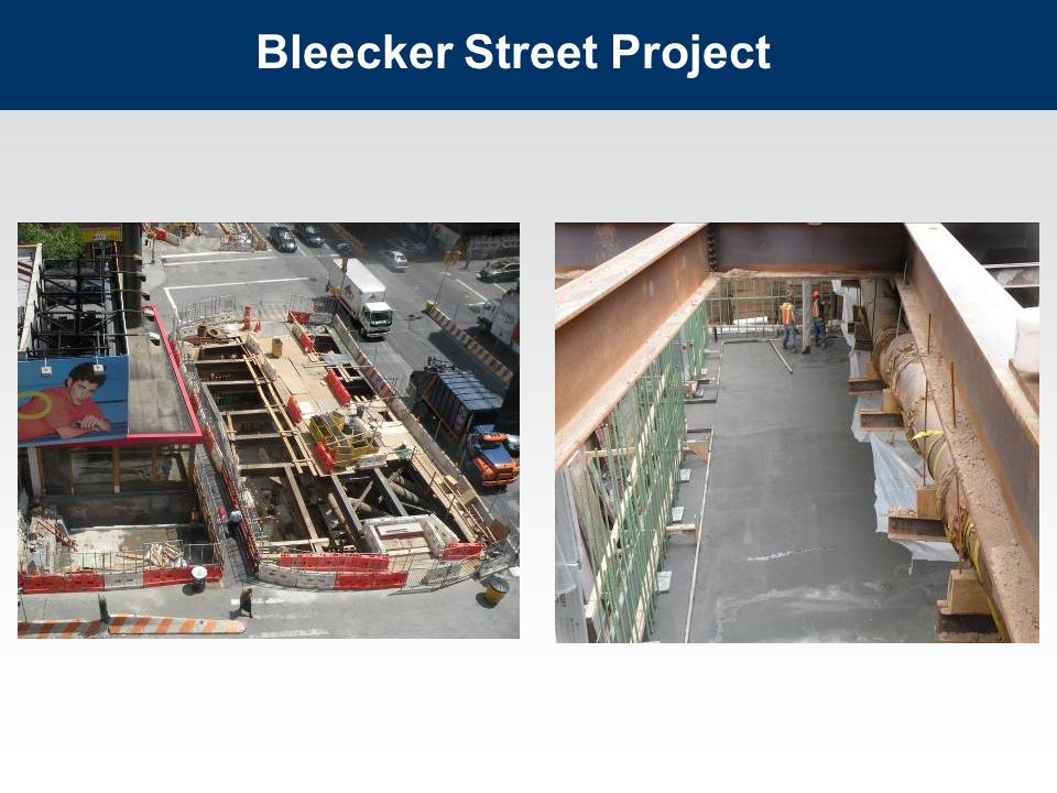 Bleecker Street Project