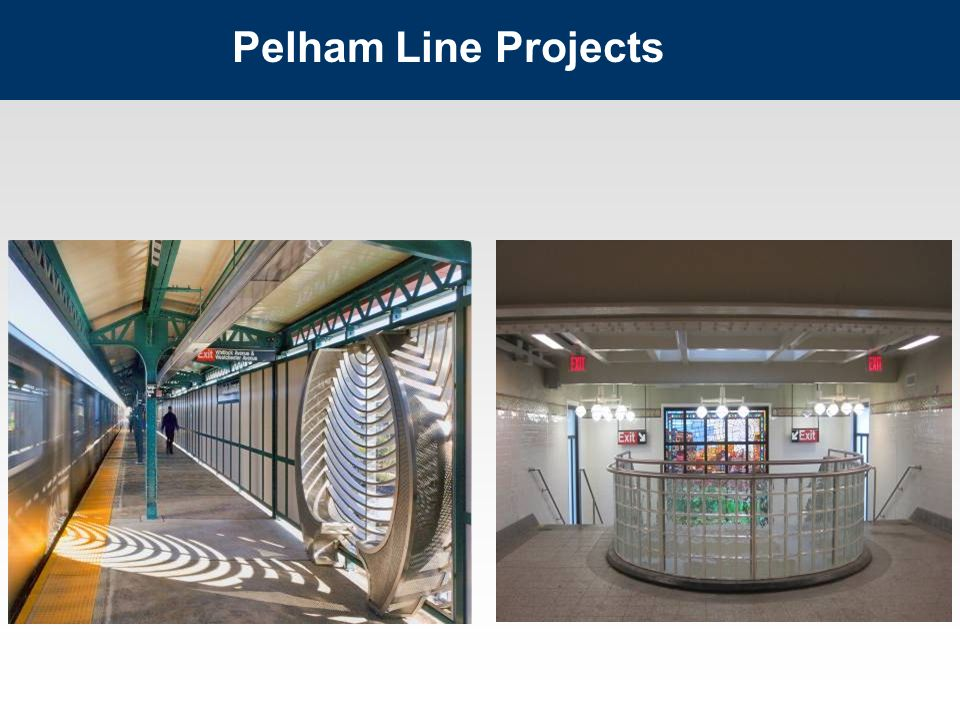 Pelham Line Projects