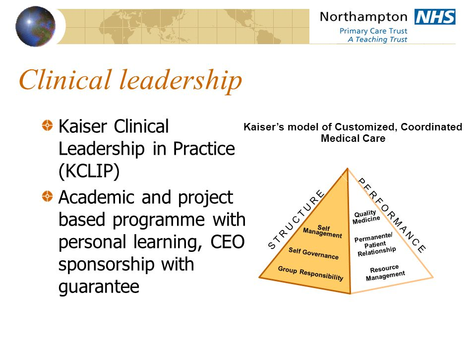 Clinical Pathway Improvement Project.